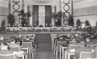 1964: Eröffnung des Internationalen Produktivitäts-Kongresses durch Bundeskanzler Dr. Josef Klaus