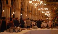 2007: XXII. EAPM-Kongress - Bankett im Wiener Rathaus