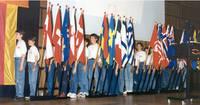 1995: 9. IFPMM Weltkongress (MATCON 95) - Einzug der teilnehmenden Länder