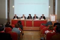 2008: Enquete Arbeitsfähigkeit 2010 - Podiumsdiskussion der Sozial- und Wirtschaftspartner